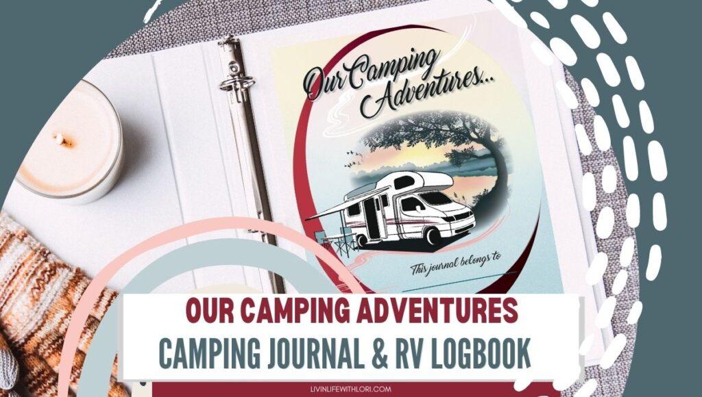 Camping Journal & RV Logbook Printable