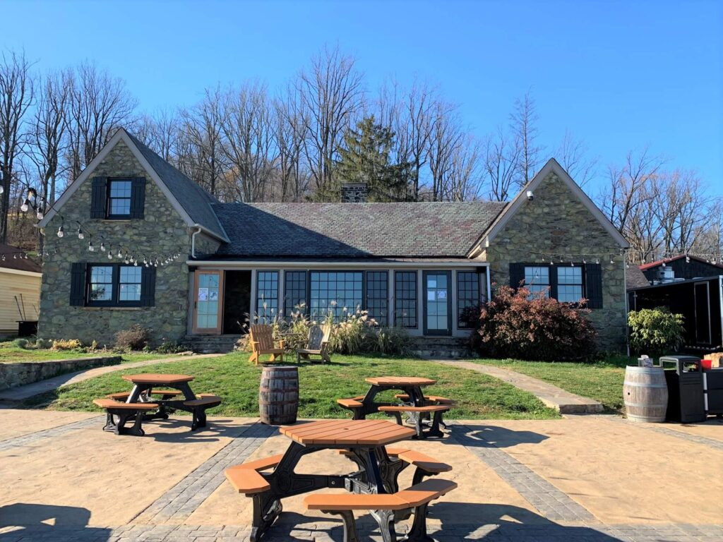 Dirt Farm Brewery and Taproom Bluemont Virginia