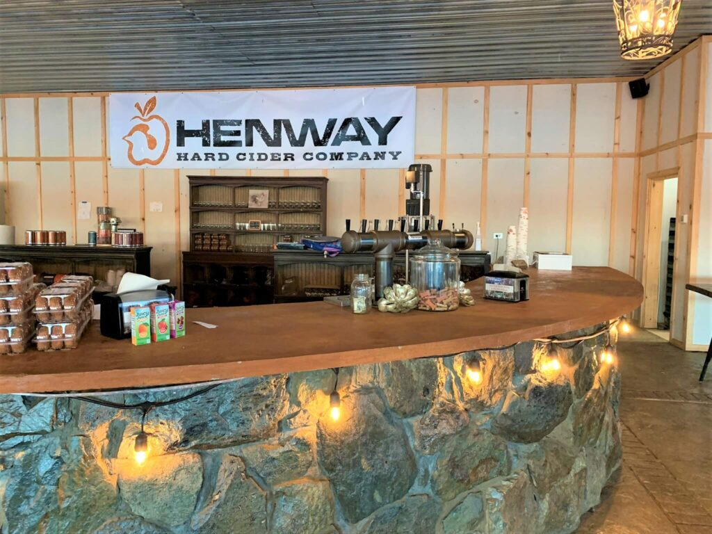 Henway Hard Cider Tasting Room