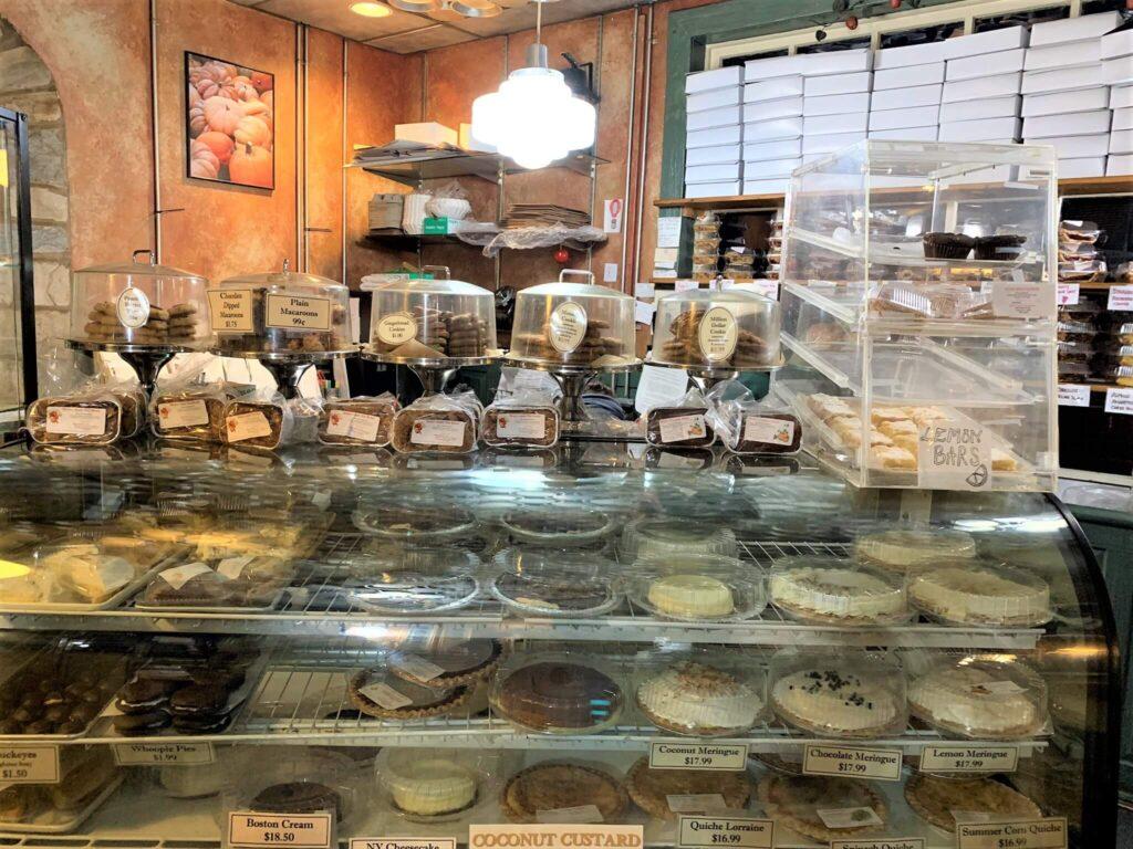 Inside Moms Apple Pie Bakery