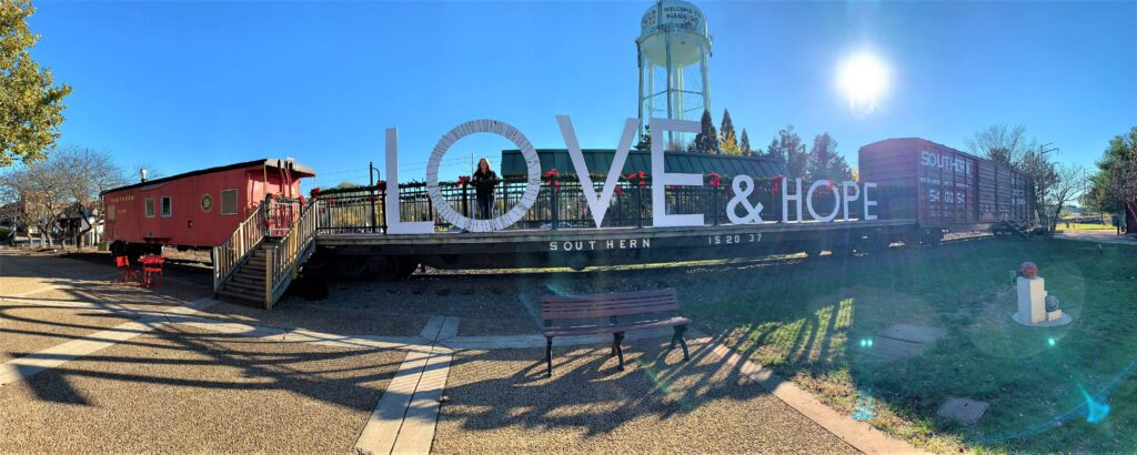 Love and Hope at Old Manassas