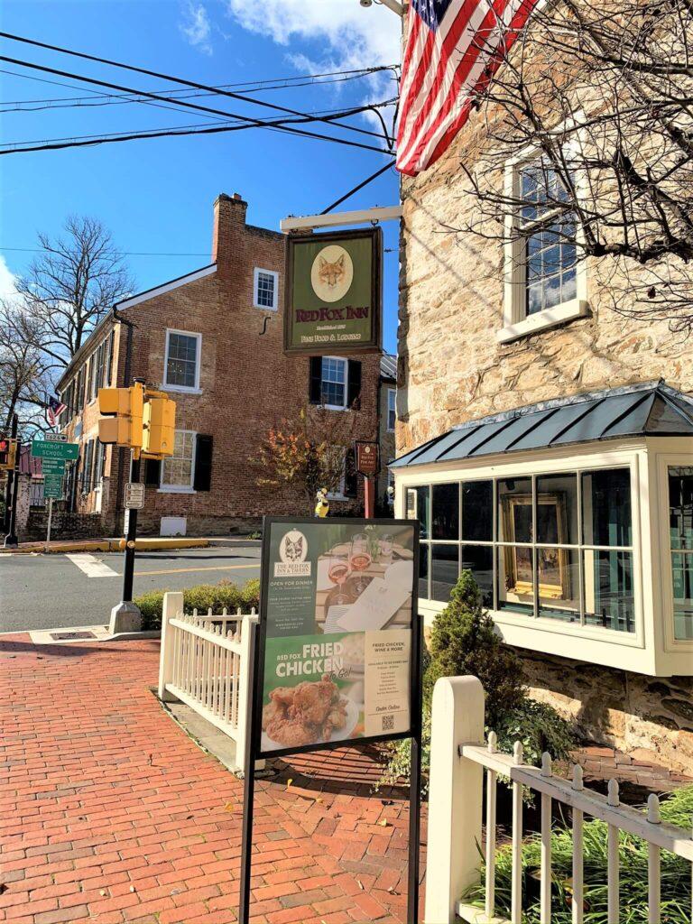 Red Fox Inn & Tavern Middleburg, Virginia