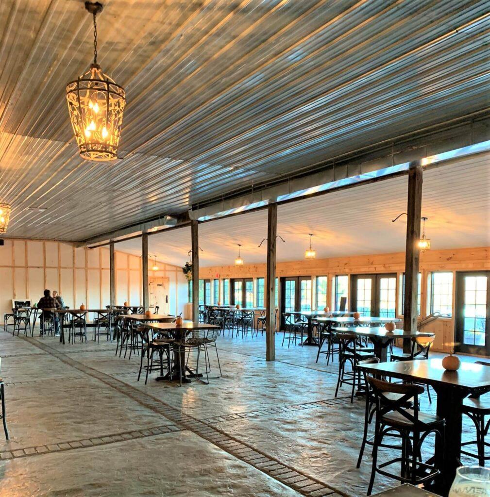 Tasting Room at Henway Hard Cider