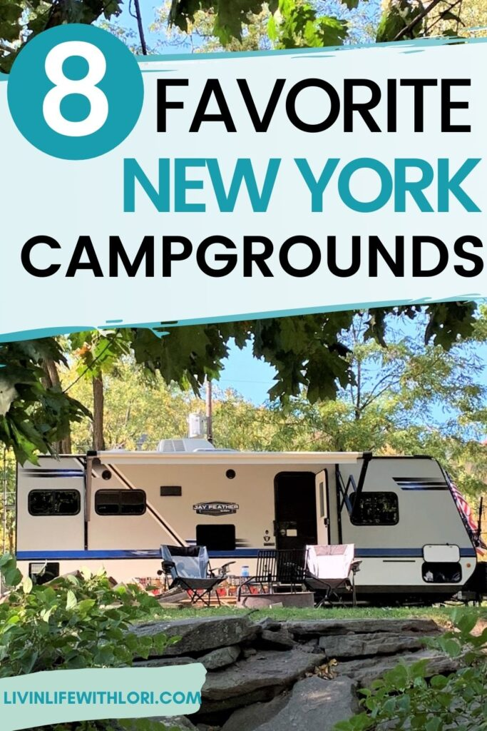Favorite New York Campgrounds