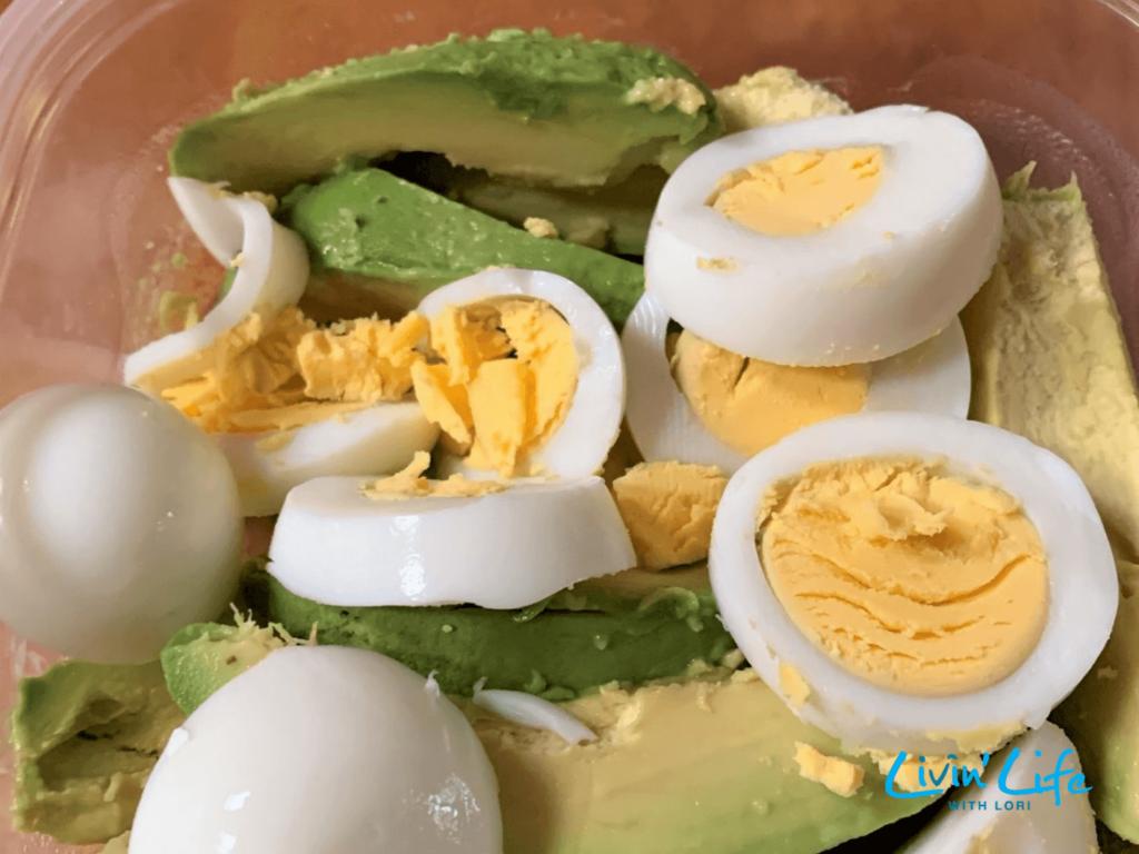 Make Ahead Camping Meal Prep Hard Boiled Eggs