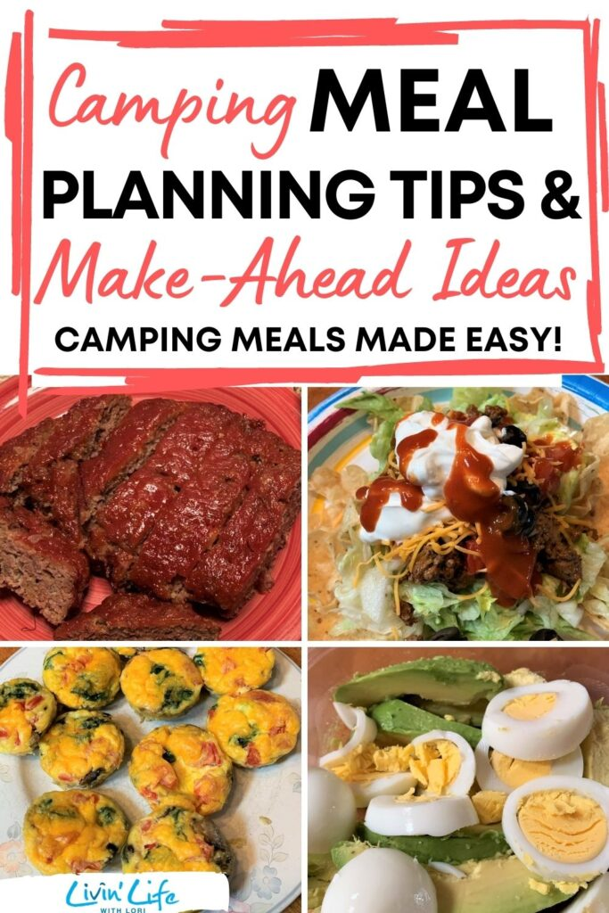Camping Meal Planning Tips