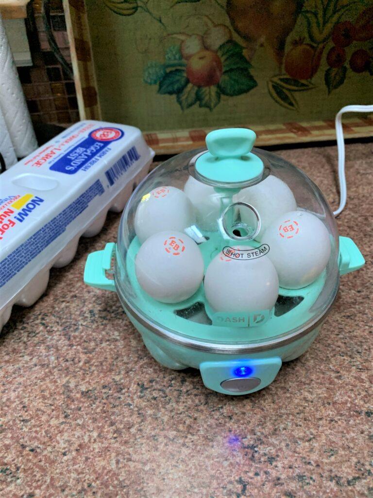 Egg Maker For Hard Boiled Eggs