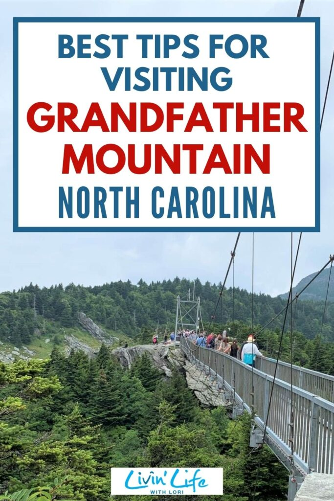 best tips for visiting Grandfather Mountain