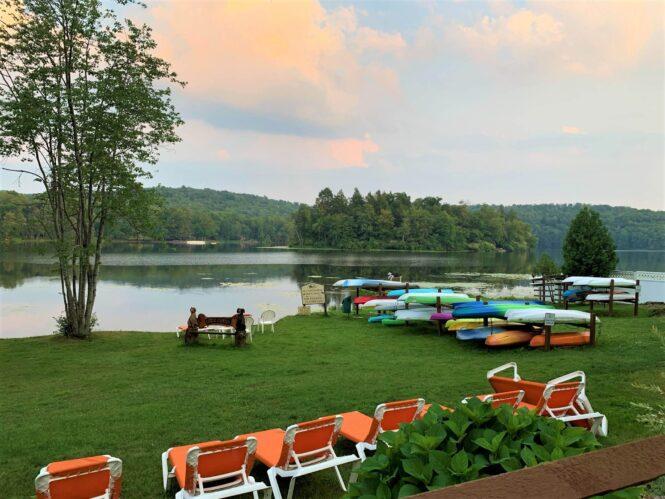 Keen Lake RV Campground