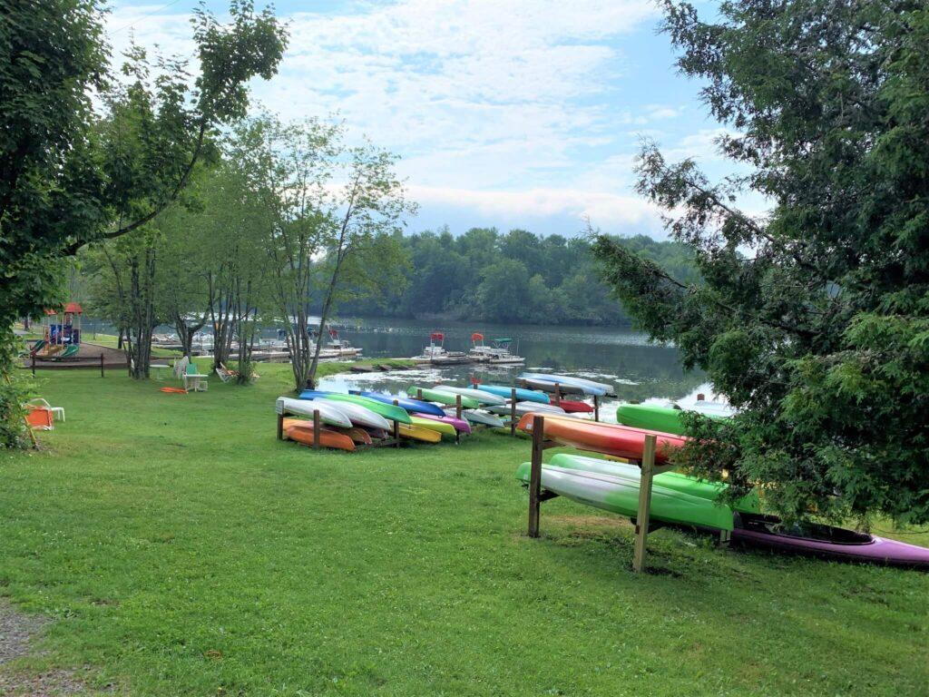 amenities at keen lake