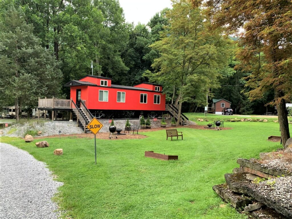 Cabin Camping in Tennessee