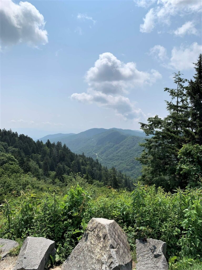 Smoky Mountains Views