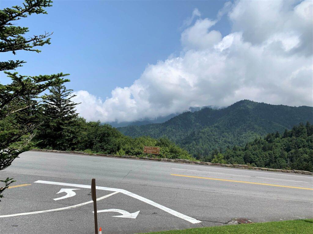 Newfound Gap Great Smoky Mountains