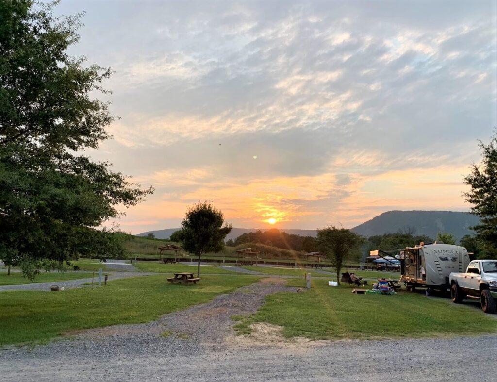 Outlanders River Camp Luray Virginia