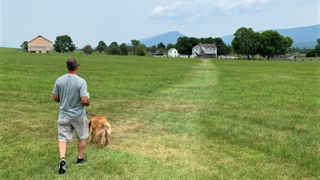 Jacob Bushong Farm Virginia