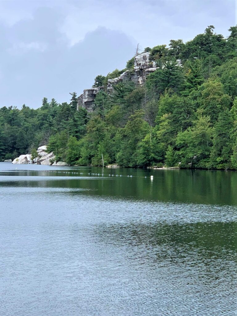 Lake Minnewaksa New York