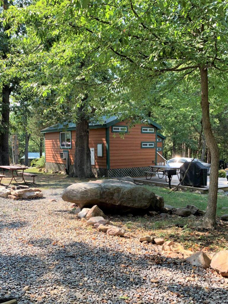Deluxe Camping Cabin Harrisonburg/Shenandoah Valley KOA