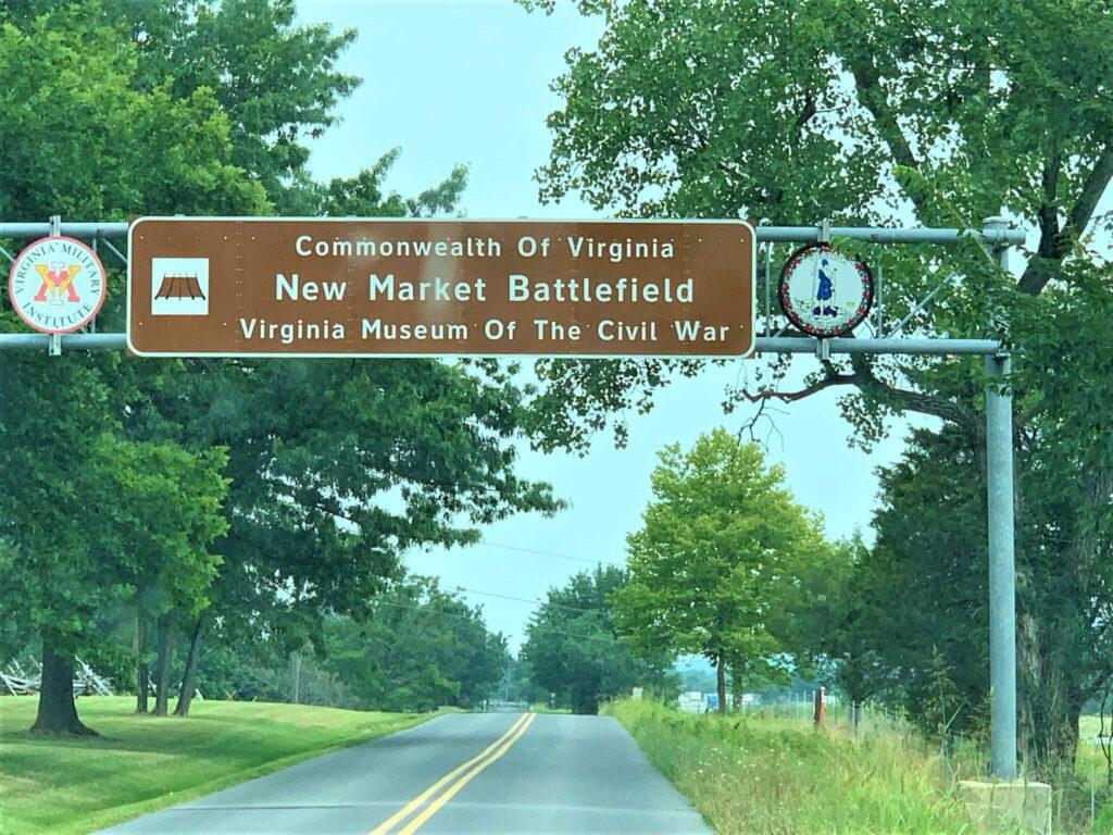 New Market Civil War Battlefield Virginia