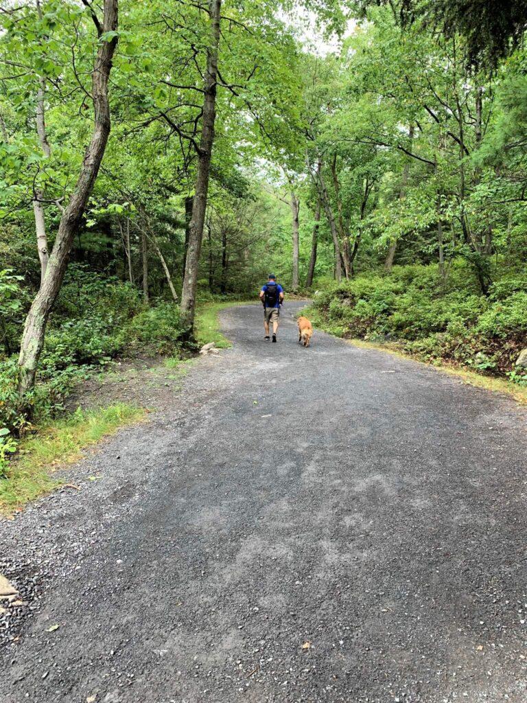 Minnewaska State Park hiking