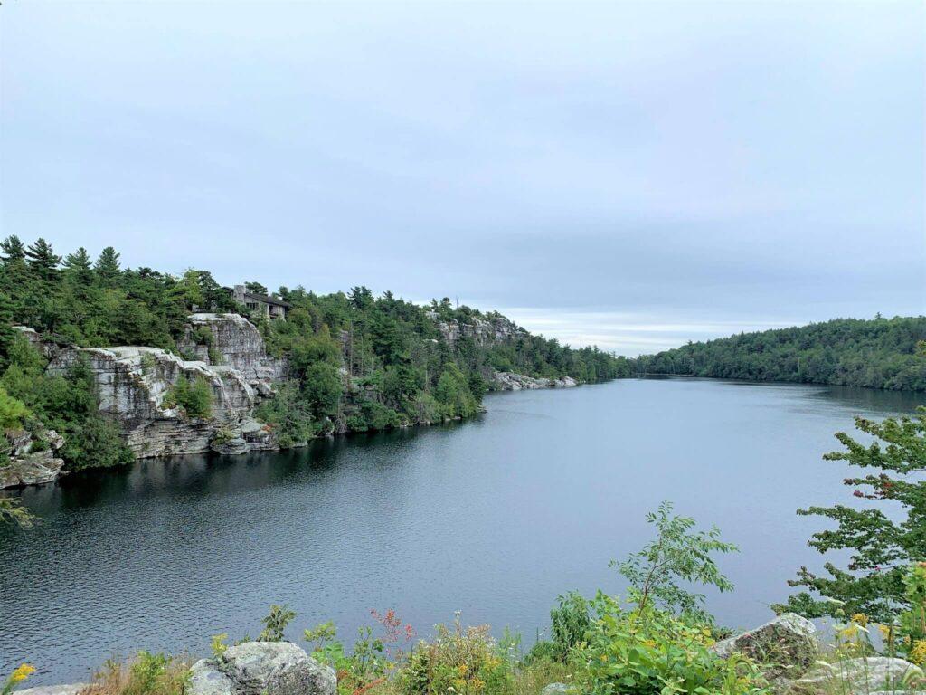Lake Minnewaska State Park Preserve New York
