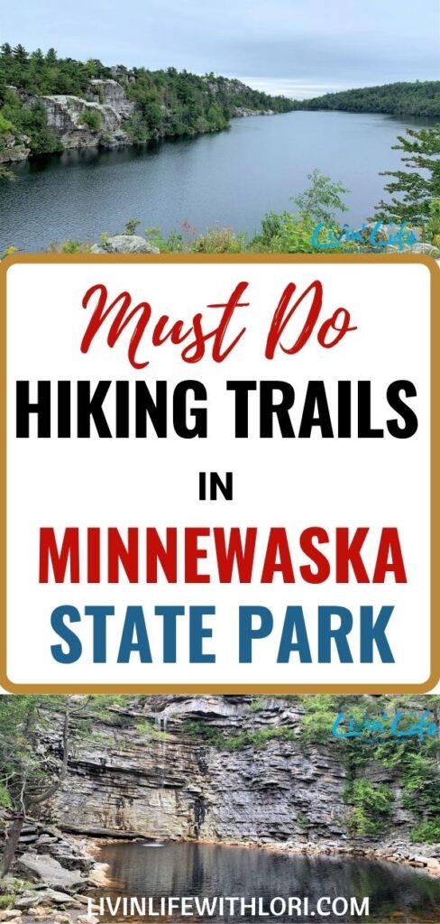 Must Do Hiking Trails In Minnewaska State Park Preserve